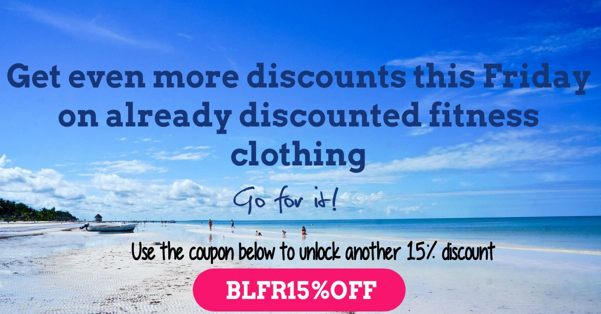 Start getting discounts before Black Friday! #fitness #workout #bodybuilding #fashion #tshirts #news #gym #gymlife #Motivation<br>http://pic.twitter.com/xcOjZByvBQ