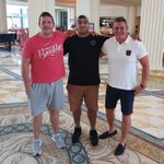 Great to catch up with patty for breakfast this morning really looking forward to seeing his carries in a @LeighCenturions shirt
