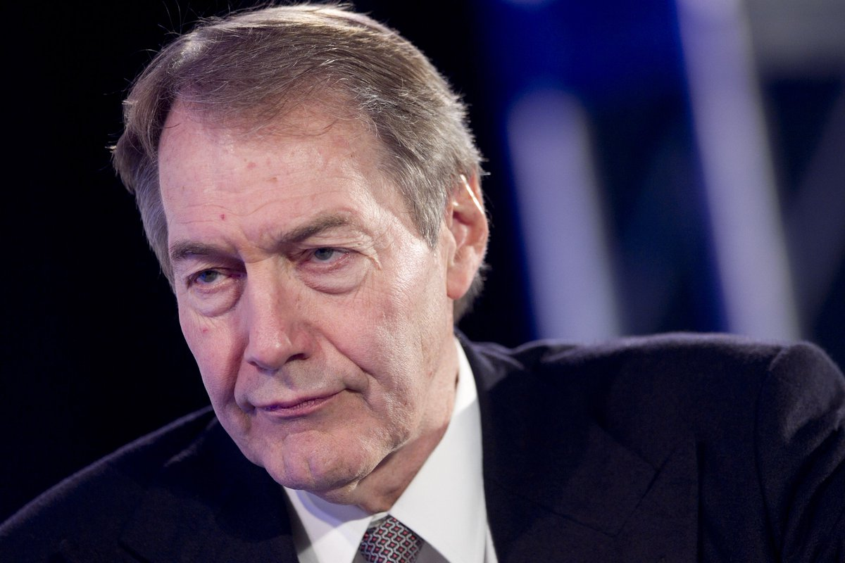 PBS is halting distribution of Charlie Rose's program and CBS News has suspended him following report of sexual harassment https://t.co/QvwVcPemDr