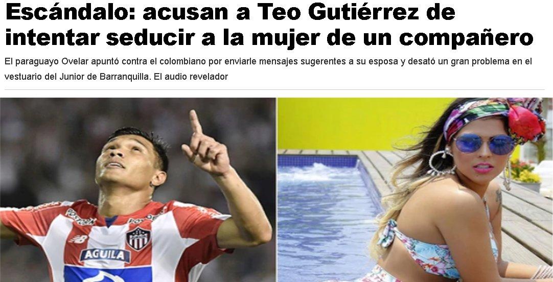 RT @metroadelantado: Teo tiene todas las condiciones para ser el 9 del Inter. https://t.co/pJ6FxcRTOk