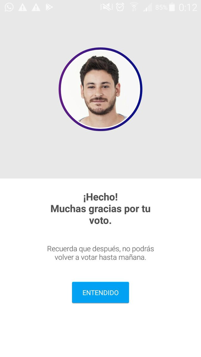 RT @be_happy_93: Y voto de mi hermana #CepedaSeQueda https://t.co/KS9QQRSbGk