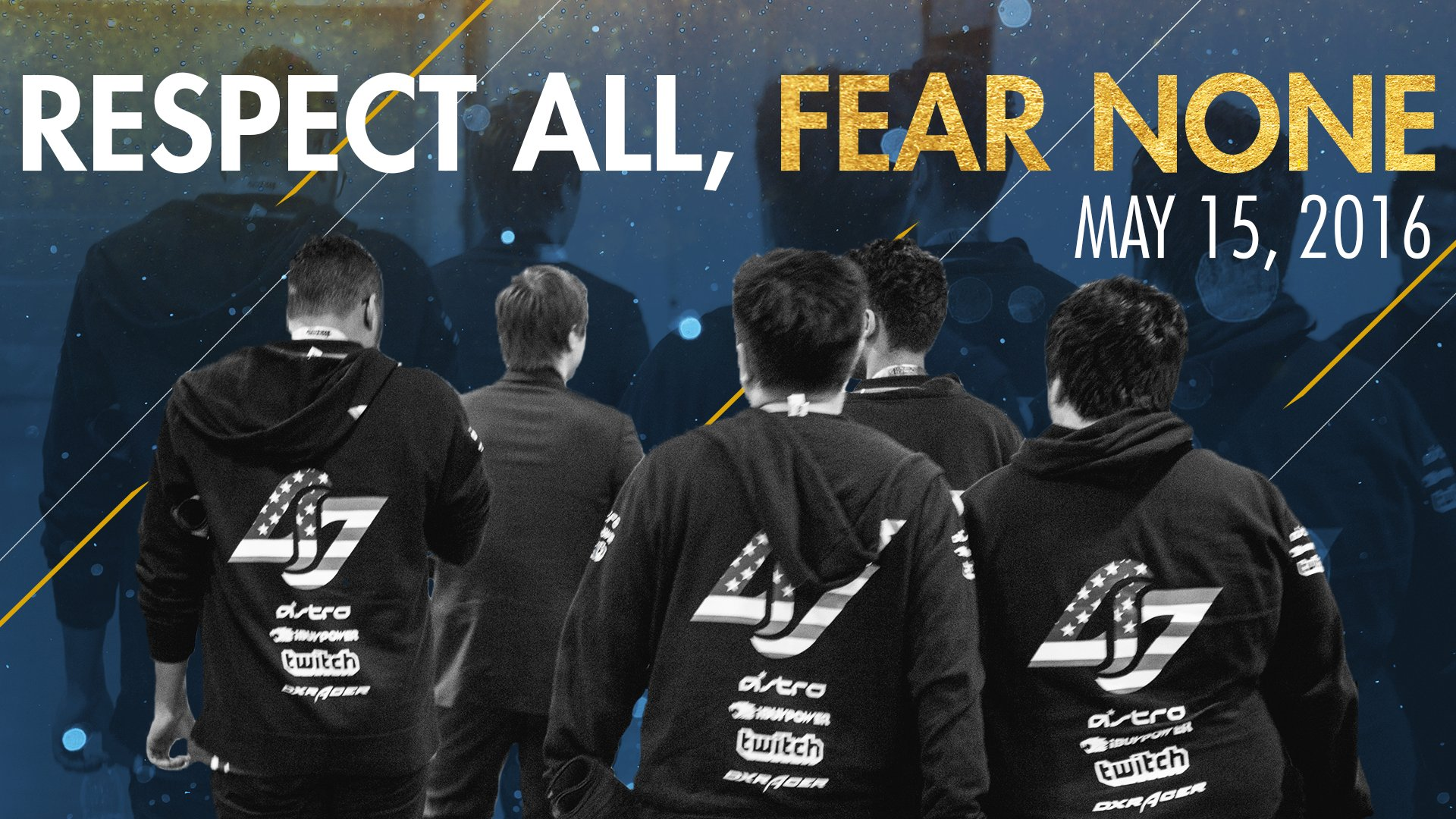Counter Logic Gaming On Twitter Msi 2016 Taking Na To New Heights