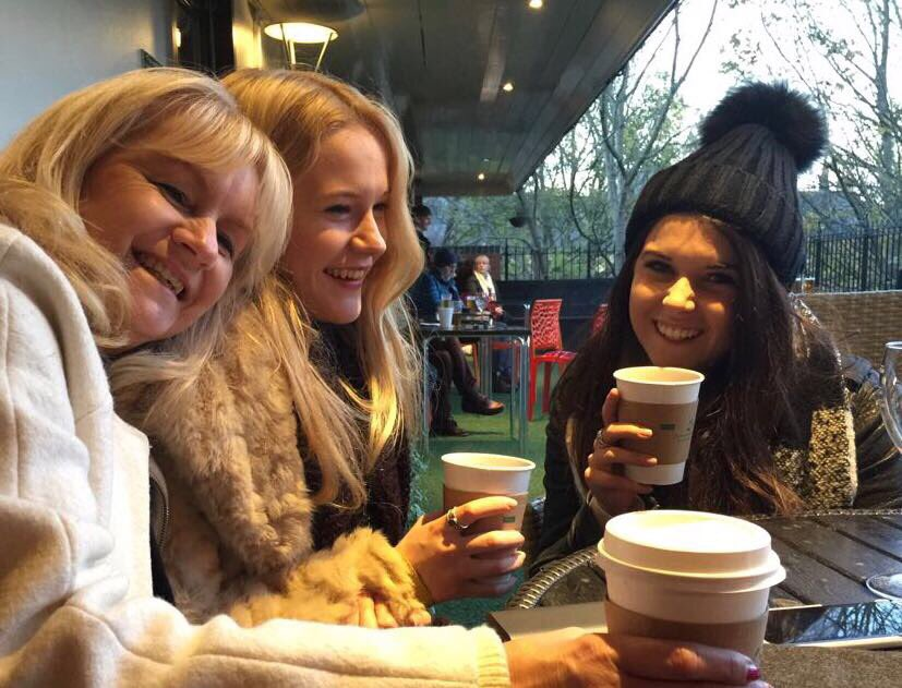 When your family come and visit you at uni and bring all the goodies and make you breakfast and provide lemsip for your cold  #missyoualready <br>http://pic.twitter.com/HFSLL008FE