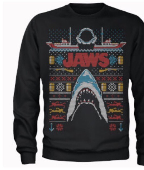 A friend just sent me this... SHUT UP AND TAKE MY MONEY! #jaws <br>http://pic.twitter.com/m3zyqQymwH