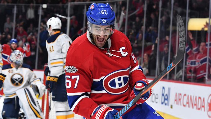 Love him or hate him He\s our Captain Happy Birthday Max Pacioretty!