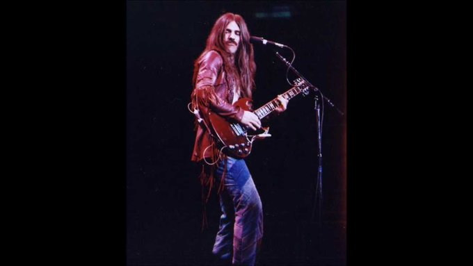 Happy Birthday to Frank Marino of Mahogany Rush, one of the best and most underrated guitarists of the 1970s.