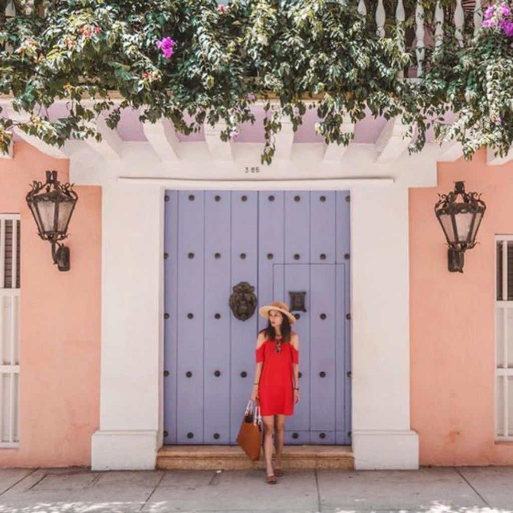 @jessomewhere looking all magical in Cartagena, Colombia . . . #colombia #travel #wanderlust #femmetravel  http:// ift.tt/2zXgTDd  &nbsp;  <br>http://pic.twitter.com/kKUcv0hzEW