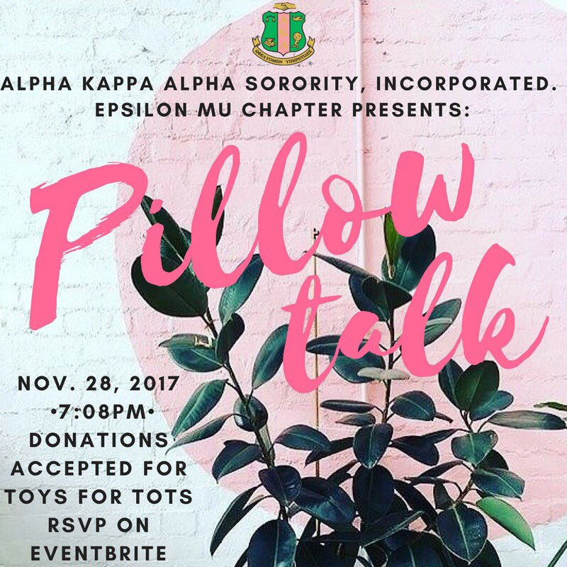 Need some uplifting at the end of this semester? Let's empower one another as we embrace our flaws. Come join us for a #PillowTalk  <br>http://pic.twitter.com/FesOSt83GL