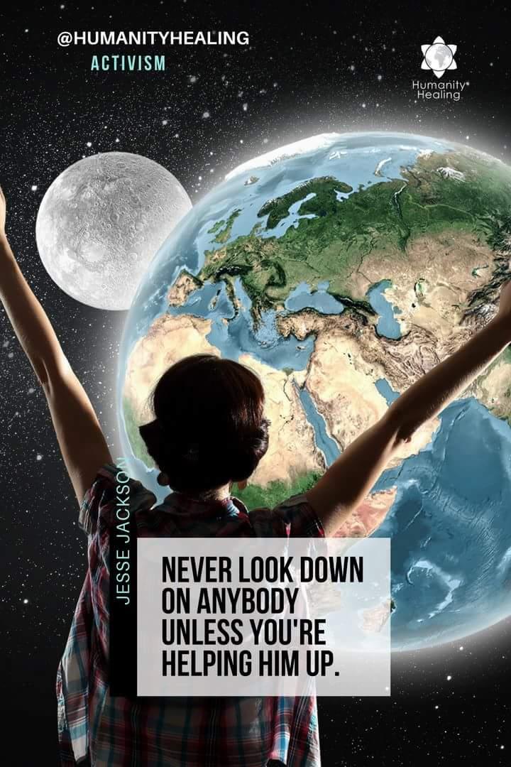 Never look down on anybody unless you&#39;re Helping him up. ~Jesse Jackson #InspireThemRetweetTuesday  @RespectYourself  @SnowCalmth  #SuccessTRAIN #JoyTrain  #makeyourownlane #IQRTG #defstar5 #Mpgvip #spdc<br>http://pic.twitter.com/tBKwrRHlSd