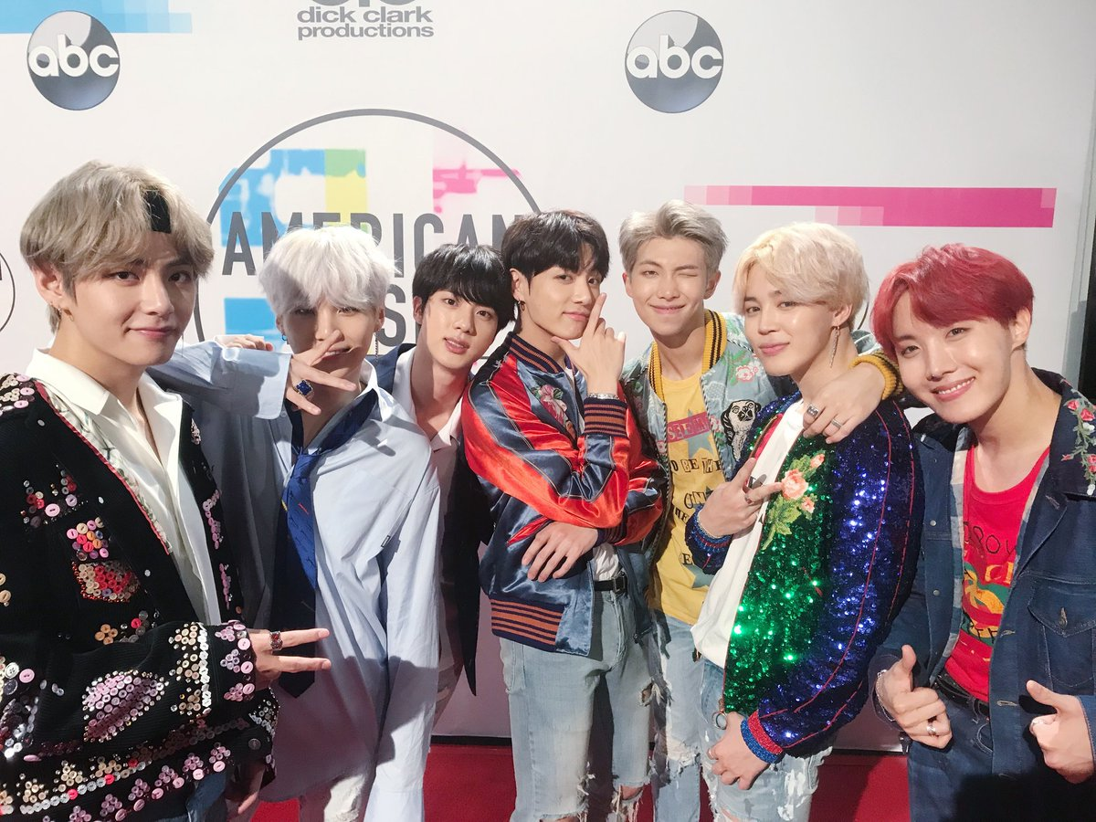 #BTS is no.1 on Google Trends following...