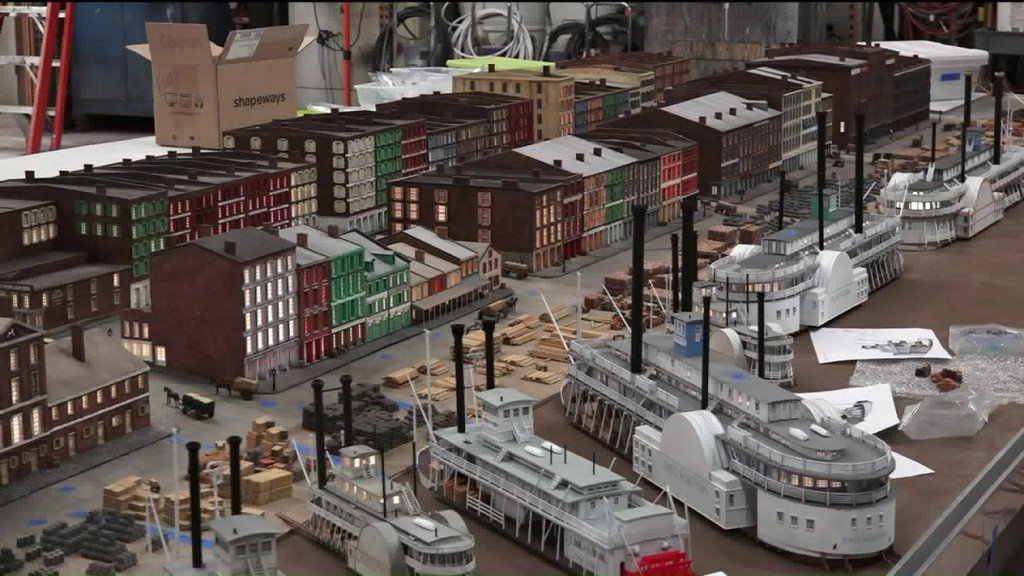 Amazing new st louis arch museum exhibits built in Built in seattle
