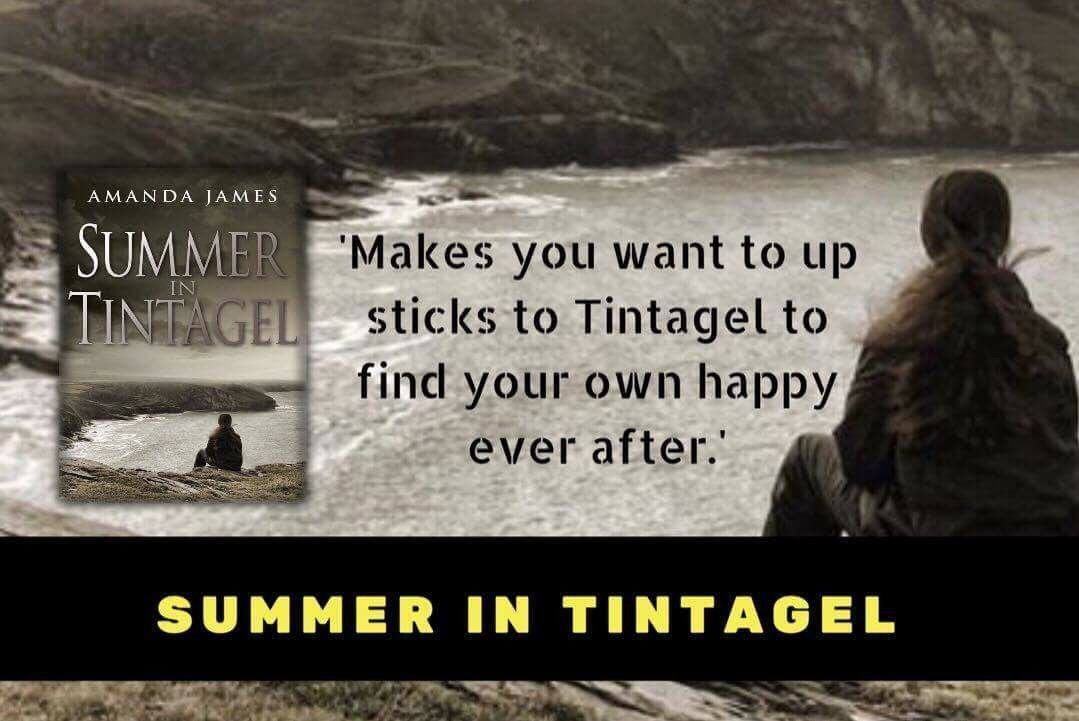 Longing  for sunshine, sand dunes and salty air? Don&#39;t worry,  because it&#39;s still Summer in Tintagel! Why not curl up with some sunshine?  https:// buff.ly/2zmjUzZ  &nbsp;   #Cornwall #sunshine #mystery @RNAtweets #Tuesnews<br>http://pic.twitter.com/FdneNCSYWR