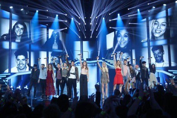 📺 #Audiencias  17,2% de share y 2.042.000 espectadores, ¡muchas gracias por acompañarnos en #OTGala4! 🎤🎼 https://t.co/F2Q2fWuou7