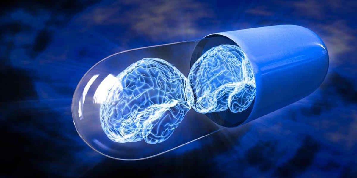 pílulas da inteligência