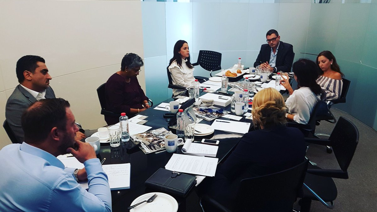 Roundtable discussion at @itpmediagroup . We are talking about Intellectual Property rights for all design types and projects with key  design professionals from the UAE. #intellectualproperty #industrialdesign #copyright   #knowyourrights #dxb<br>http://pic.twitter.com/HbnSR5iT1e