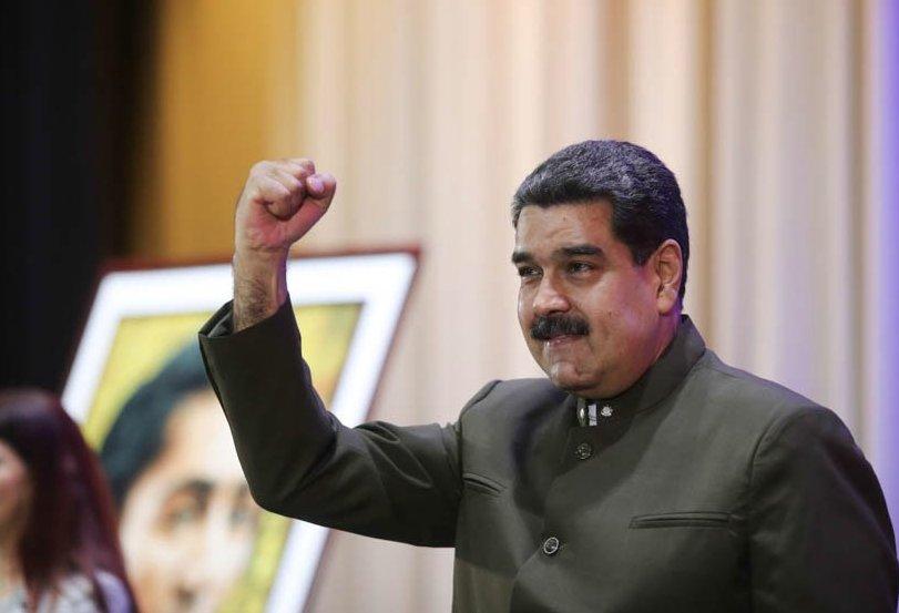 #venezuela #noticia  Y el show del año e...