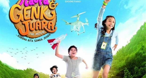 In Theatres Now Review Naura Genk Juara A Charming Kids Musical With Strong Leads And Songs Composition