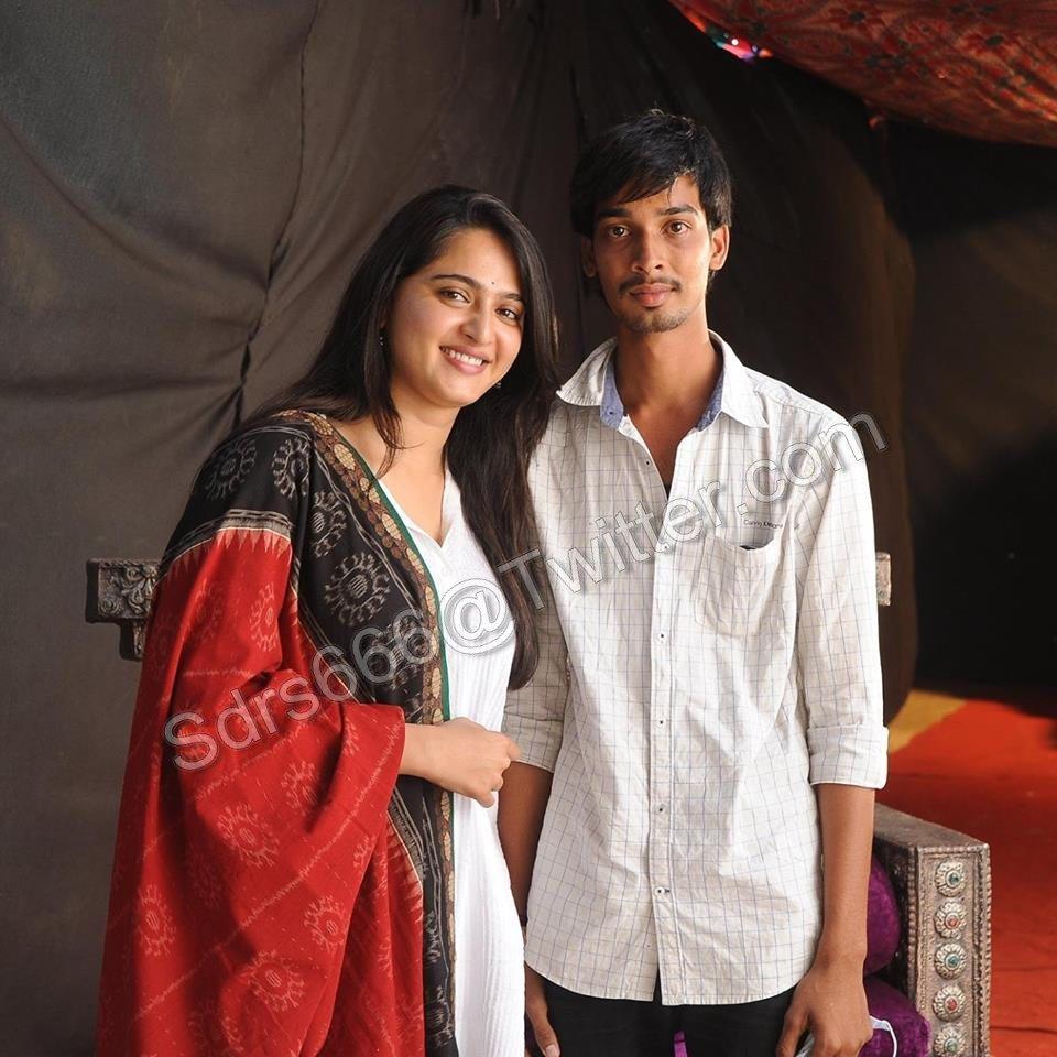 Anushka Shetty  @Anushka_ASF7  @ASFkiran...