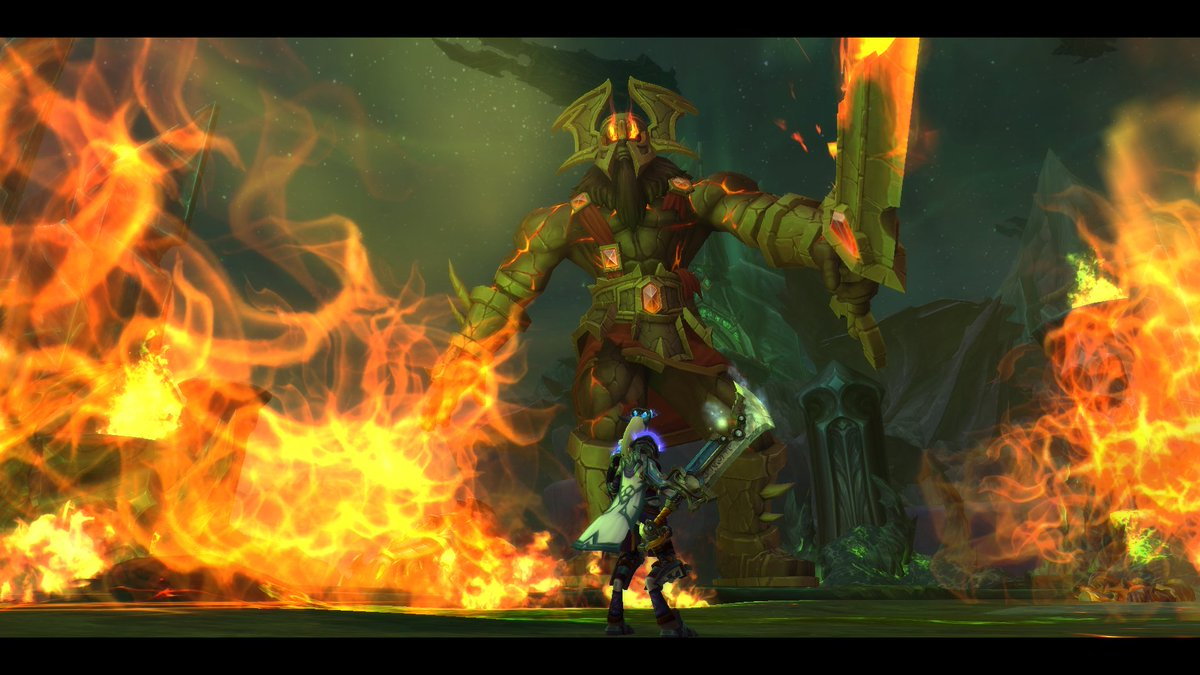 It&#39;s Tuesday! That means it&#39;s Reset Day, and one more week until Antorus opens! Who&#39;s excited?! #Warcraft <br>http://pic.twitter.com/xQen1MUBqf