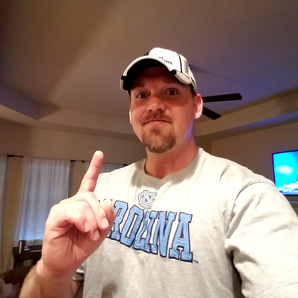 I got into Twitter during Carolina&#39;s Championship run last year. Lucky for me, it brought me in contact with all you badass Bigly fighters. Ty #Resistance . You bring sanity to these crazy ass times we are living in. #VeteransResist #GoHeels <br>http://pic.twitter.com/uHvixdk9vK