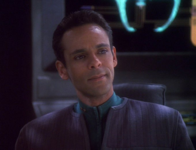 A happy birthday to the always fantastic actor, Alexander Siddig!