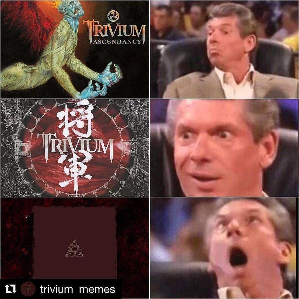 #Repost @trivium_memes (@get_repost) ・・・ Jeeeeeeeesus.... : i_theadvisor  #trivium #ascendancy #shogun #thesinandthesentence  http:// ift.tt/2z5Sudg  &nbsp;  <br>http://pic.twitter.com/ljfspLHDz7