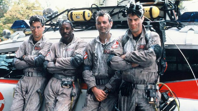 Happy Birthday to Harold Ramis(far left), who would have turned 73 today!