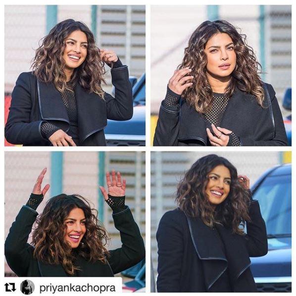 We&#39;re loving @priyankachopra&#39;s new hairdo! #repost <br>http://pic.twitter.com/DrM5hudfCJ