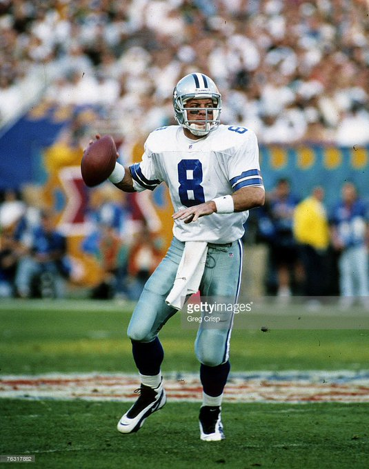 Happy Birthday to Troy Aikman who turns 51 today!