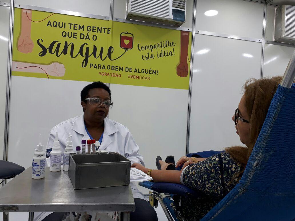 Participe! Cuide da sua saúde e também ajude o próximo doando sangue. #SemanadaSaúde #VemDoar #BandNewsFM