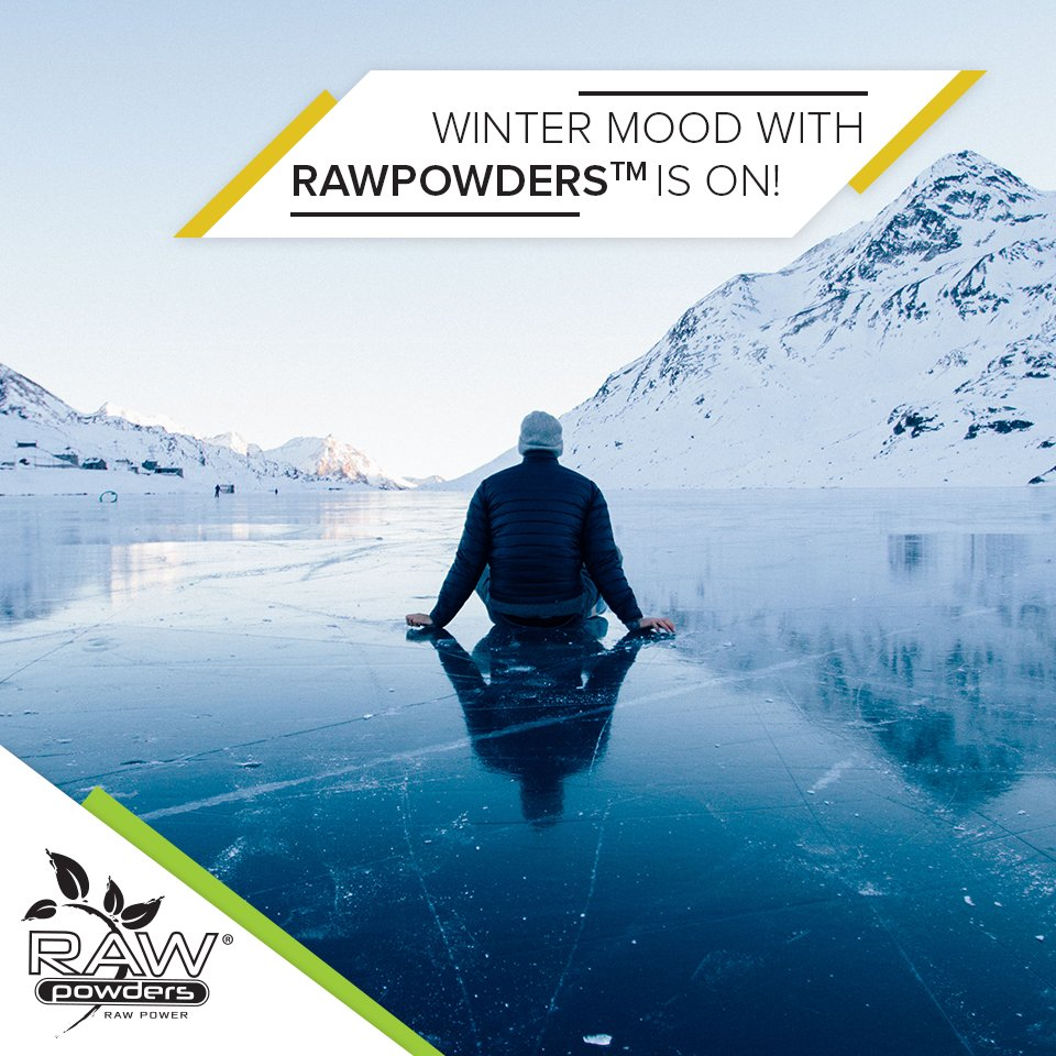 Raw Powders on Twitter: