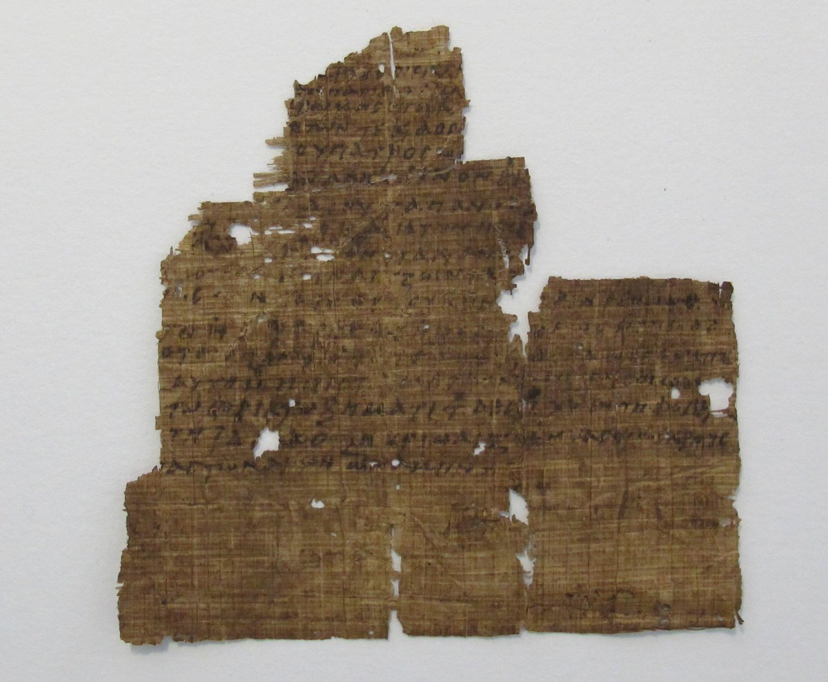 *FUNDING KLAXON!* Fully funded #PhD studentship on Greek papyrus @TheJohnRylands and @Clah_Mcr commencing 2018/19. Full details:  http://www. jrri.manchester.ac.uk/research/fundi ng/#d.en.604823 &nbsp; …  - pass it on! @papyrologyatman<br>http://pic.twitter.com/z2KD9kP3fN