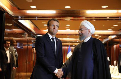 Ruhani Fransa'nın suçlamalarına cevap verdi https://t.co/k3Thzvc4MN https://t.co/VgPXx6Lm1e