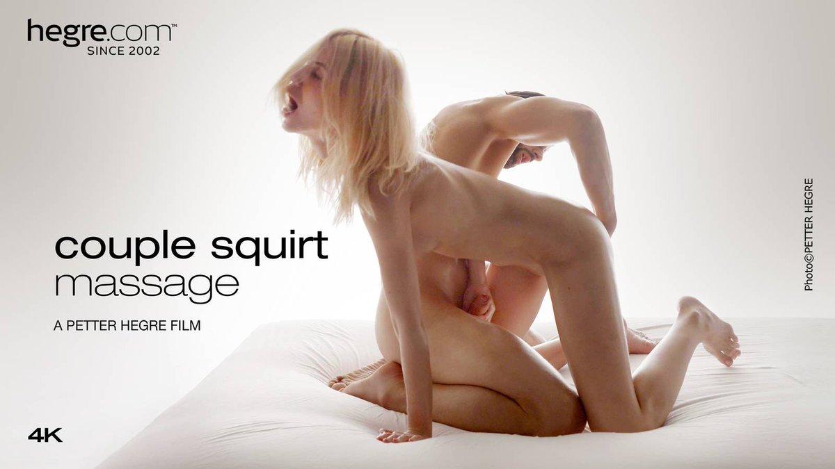 Twitter massage hardcore