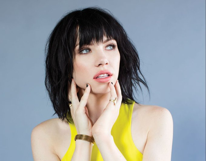 Happy Birthday to Carly Rae Jepsen   About: