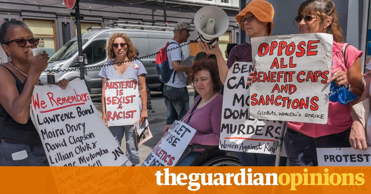 So much for Theresa May acting on Britain's &quot;burning injustices&quot;. This #budget will make things even worse for women and the disadvantaged, says Dawn #Butler, shadow minister for women and equalities and #Labour MP for Brent Central  https://www. theguardian.com/commentisfree/ 2017/nov/20/budget-women-disadvantaged-worse-theresa-may-tories-u-turn-austerity &nbsp; … <br>http://pic.twitter.com/03g0sJ5GhA