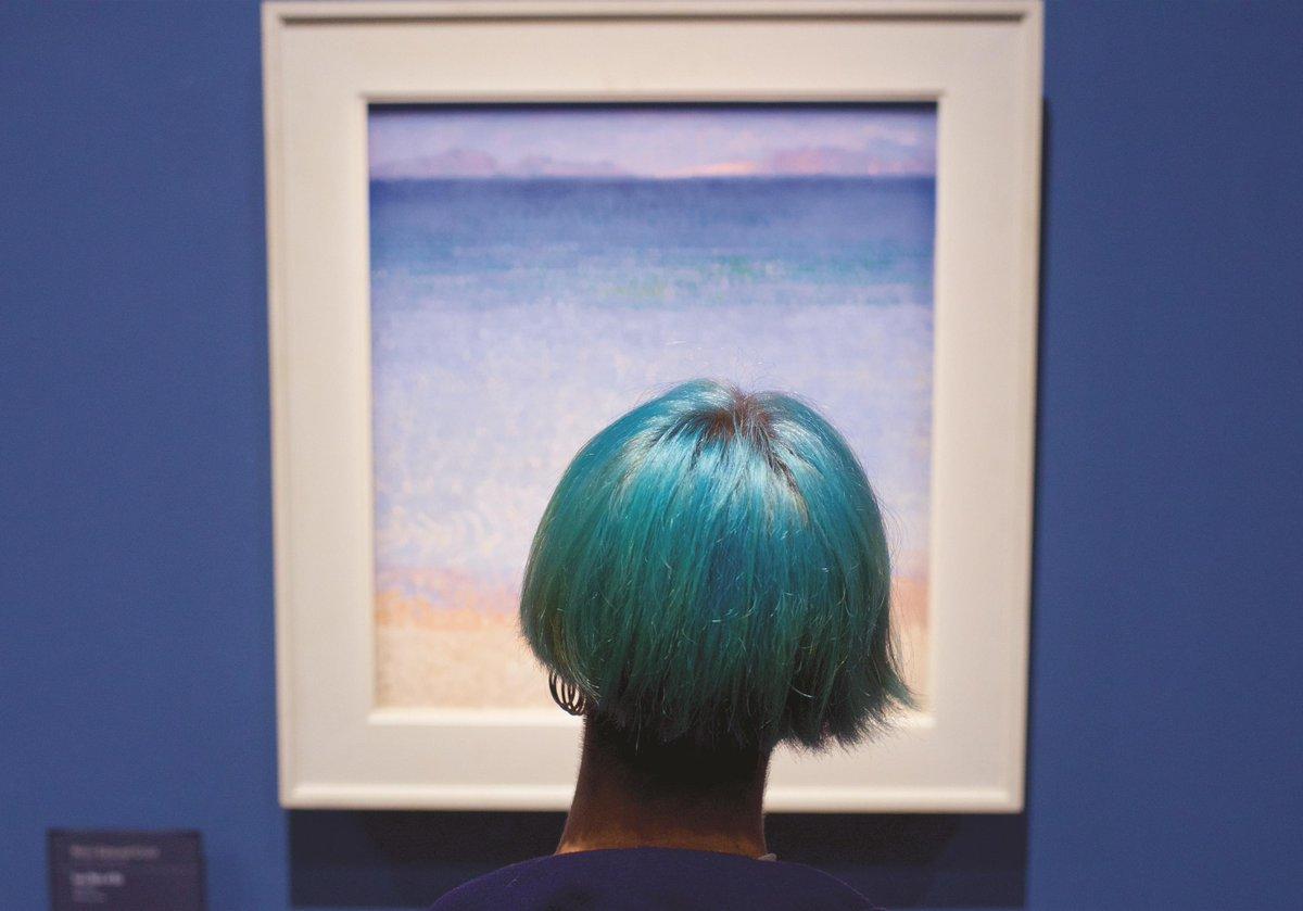 #Culture Il photographie les gens assortis aux œuvres d'arts dans les musées https://t.co/uYZhparIk5