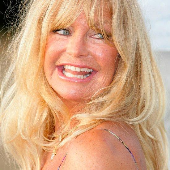 Happy Birthday. Goldie Hawn!!