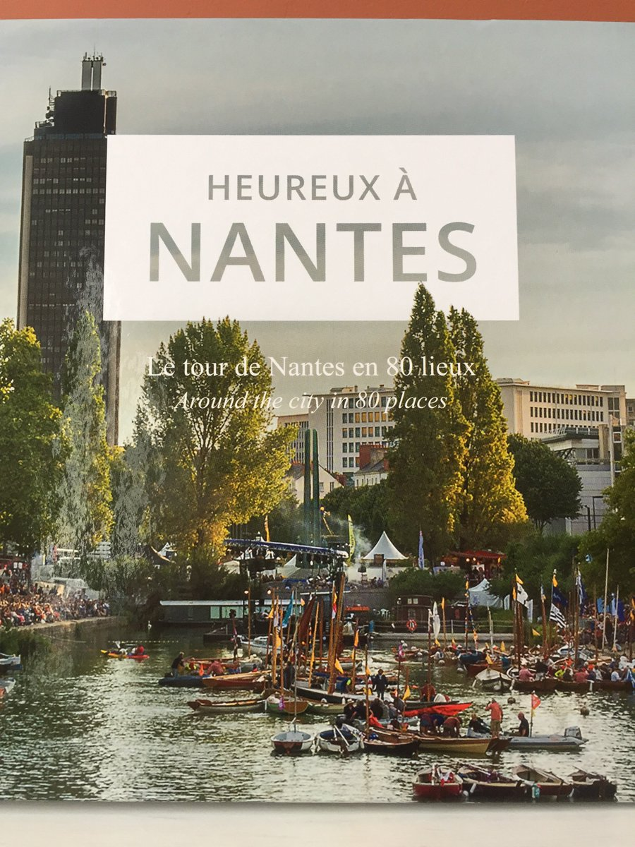 Heureux à #Nantes  So pleased to have been part of the #translation team for this beautiful new book with @SamJWilkinson, Pauline Zeo and Margaux Capouillez<br>http://pic.twitter.com/hcqFZQ9Kzr