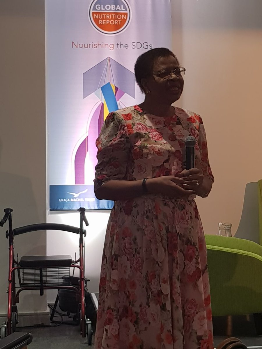 """africaprogress: RT G_MachelTrust: Malnutrition statistics needs to be documented in every country and must be present to the accountable people. Stakeholders need to make necessary commitments in terms of investment from now till 2030"""" - Ms. Machel #Nour… <br>http://pic.twitter.com/hgXtc0kVK4"""