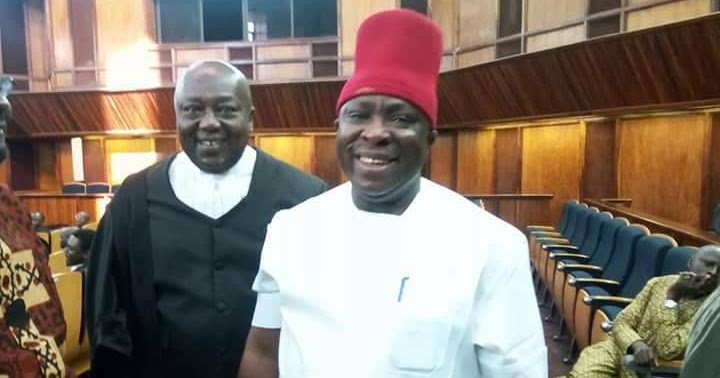 PDP took to the Supreme Court to challenge the court judgement delivered by Appeal Court disqualifying PDP from taking part on the rerun election.