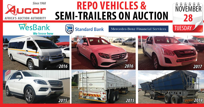 Aucor On Twitter Aucor Bloemfontein Multi Bank Repo Vehicle