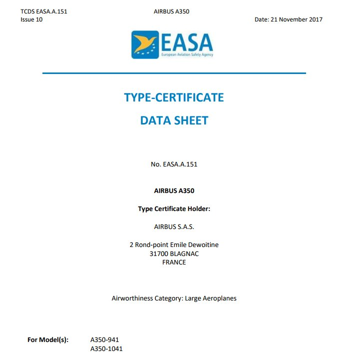 notes on faa easa and safa The organization has also entered into several other data sharing arrangements including one with the european aviation safety agency (easa) in 2014 that will allow iata to access easa's safety assessment of foreign aircraft (safa) in exchange for iosa audit information (learmount, 2014) these factors have led to significant growth in the iosa.