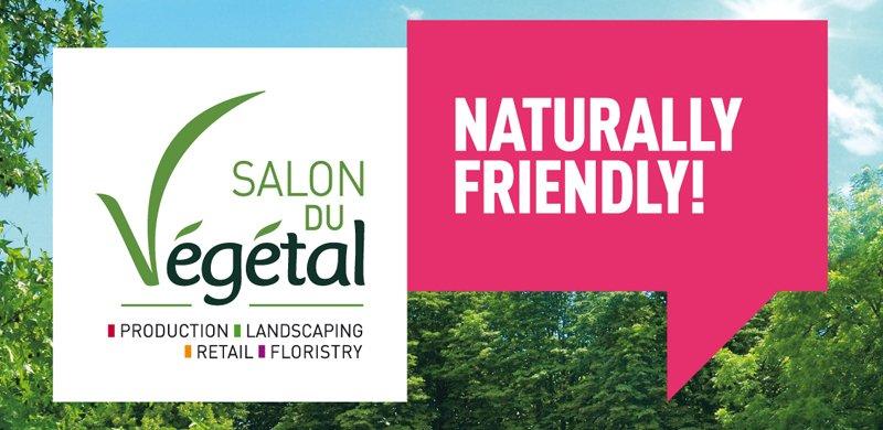 &quot;Naturally Friendly!&quot;, theme of the next Salon du Végétal tradeshow in France (#Nantes) - 19-21 June 2018  http:// bit.ly/2zV7MFq  &nbsp;    #SDV2018 #Garden #Retail #Landscape #Flowers #Plants<br>http://pic.twitter.com/B94g428Wk9