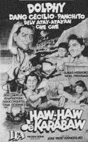 Haw haw de karabaw