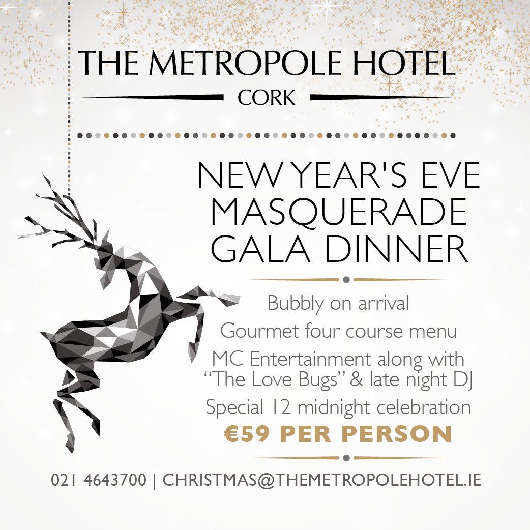 The Metropole Hotel Cork on Twitter: \