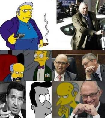 El PP según los Simpson   #DíaMundialdel...