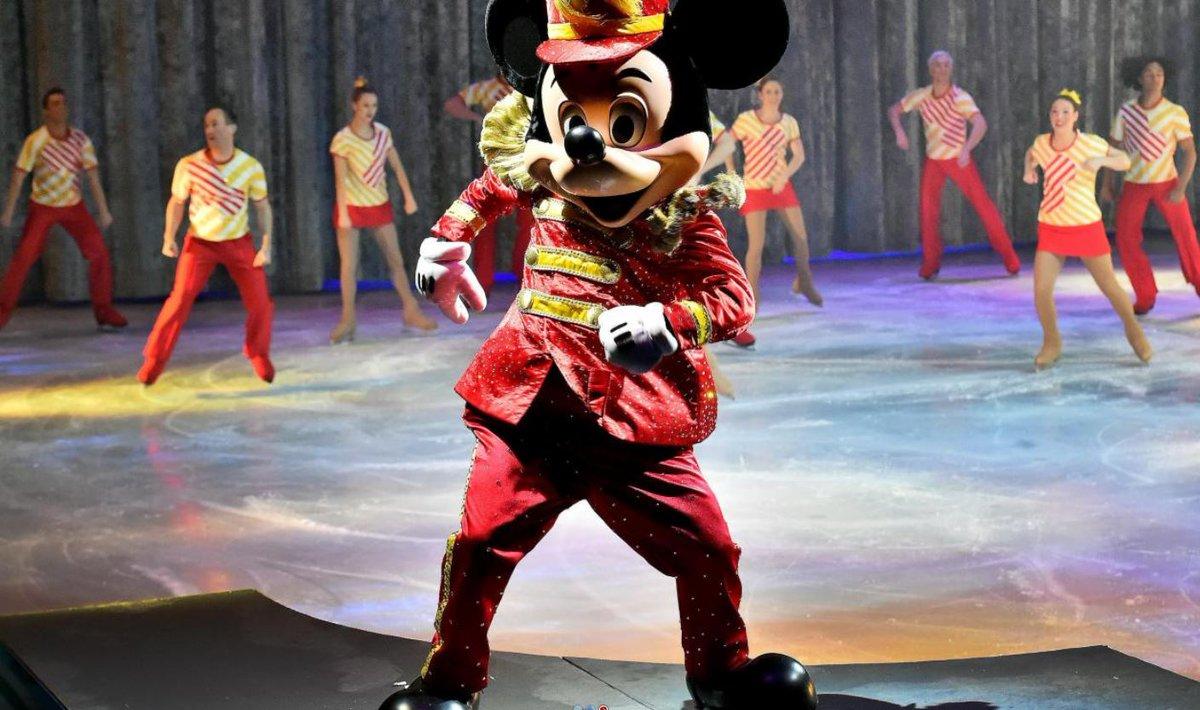 Disney sur Glace revient pour sept repré...