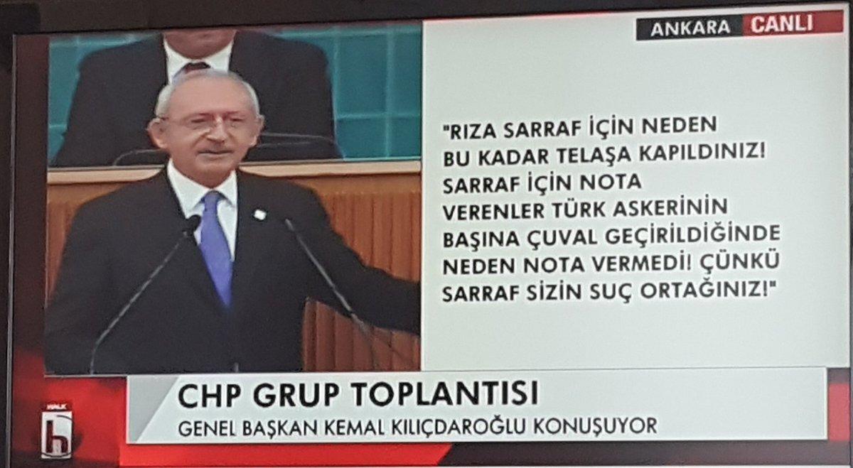 #KılıçdaroğluNeSöyledi https://t.co/nPge...