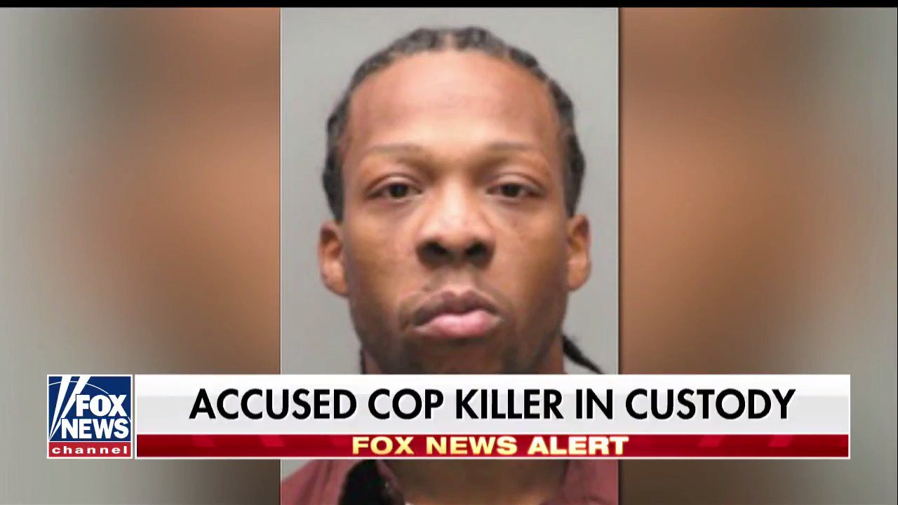 JUST IN: Accused Pennsylvania Cop Killer in Custody https://t.co/wHaDdviHnS